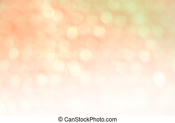 Bokeh background - Blurred lights background is bokeh of...