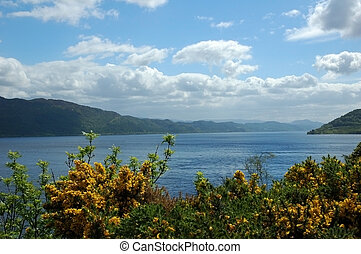 Lake Loch Ness, Scotland
