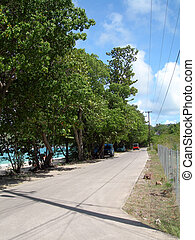 the one road lower bay beach bequia st. vincent - the one...