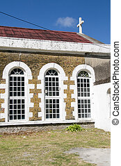 st. mary\'s anglican chuch port elizabeth bequia st. vincent...