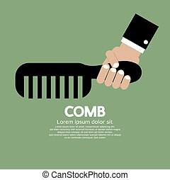Comb - Comb Vector Illustration