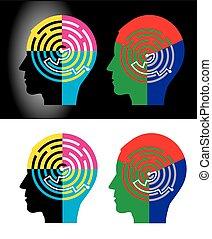 CMYK and RGB models