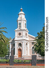 Dutch Reformed Mother Church in Kimberley - The Dutch...