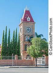 鐘, 工作, 塔, 部門, 公眾,  Kimberley