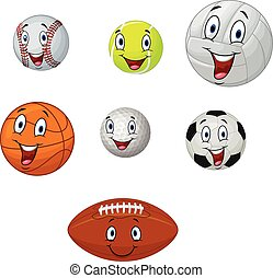 ボール, 漫画, コレクション
