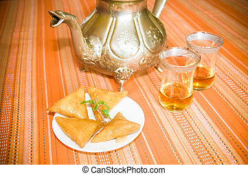 Moorish tea