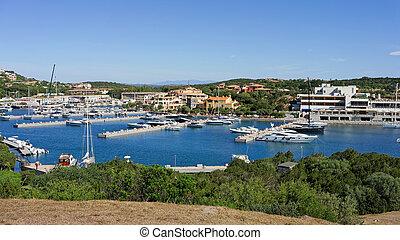 The Marina at Porto Cervo