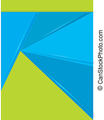 Triangular Background - Triangular Backgroun