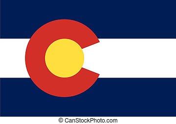 Colorado Flag.