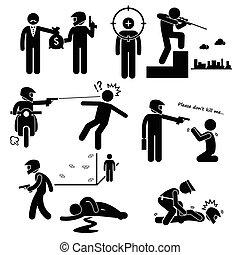 Assassination Hitman Killer Murder