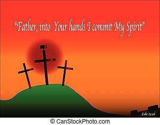 I Commit My Spirit