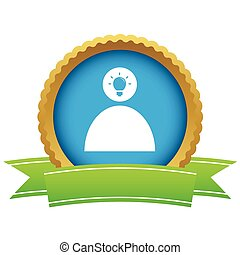 Idea certificate icon 2