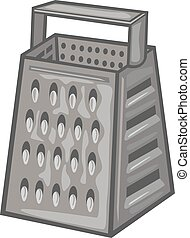 kitchen grater grater for vegetables and fruits metal grater...