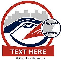Baseball Logo - Logo template