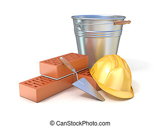 Concept of construction industry