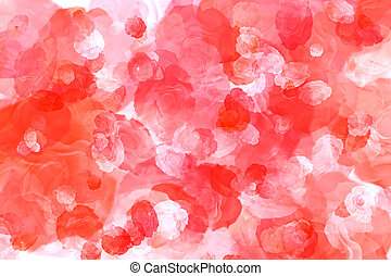 Red roses - Natural red roses on the best background