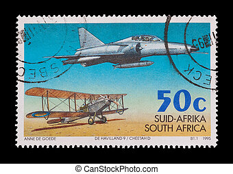 South African Air Force - SOUTH AFRICA: commemorative mail...