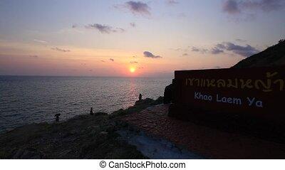 Khao Laem Ya mountain