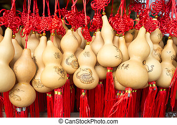 Chinese Bottle Gourd - Chinese souvenir available for sale...