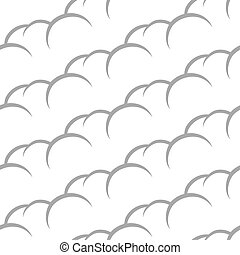 Vector seamless background with a repeating pattern