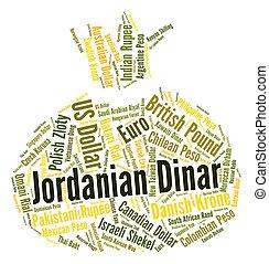 Jordanian Dinar Represents Currency Exchange And Broker -...