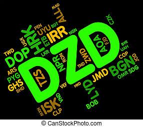 Dinar forex symbol