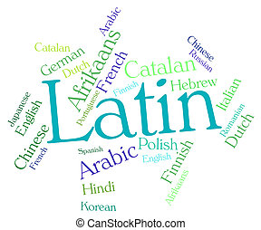 Latin Dialect 35