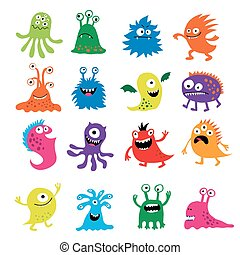 Seth bright funny cute monsters and aliens - Seth a bright...