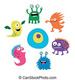 Seth bright funny cute monsters - Seth a bright funny cute...