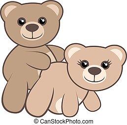 urso, sexo