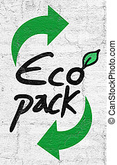 Eco pack - Creative design of Eco pack