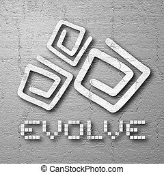 Cover evolve - Creative design of Cover evolve