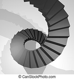 imaginative stairs - Creative design of imaginative stairs