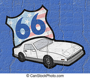 Car 66 - Creative design of Car 66