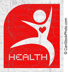 符號, 健康