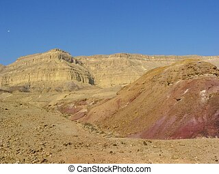 Makhtesh Katan (The Small Makhtesh) is a geological...