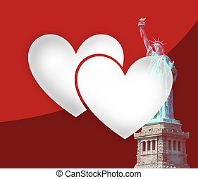 Love New York USA
