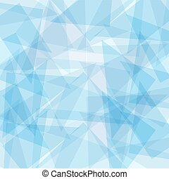 Blue abstract vector background for design