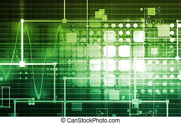 Technology Engineering and Wavelength Spectrum Web Data