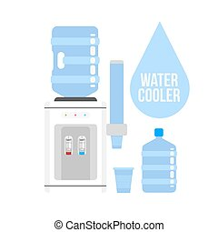 Water cooler Clipart Vector Graphics. 13,431 Water cooler EPS clip ...