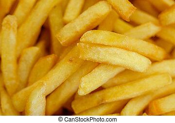 francés, fríe,