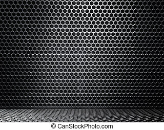 black metal wall texture - high definition black metal wall...
