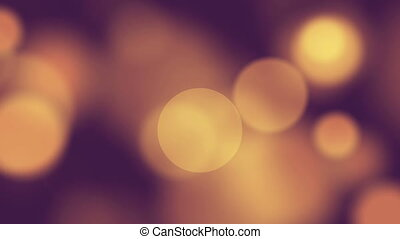 faded blurred circles slowmotion loop background - faded...