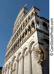 Romanesque Church San Michele in Foro - The Church of San...