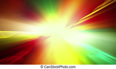 colorful shine light loopable background