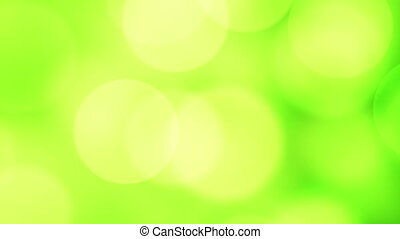 new year 2016 greeting glowing green particles loop