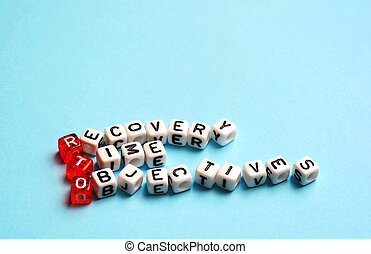 RTO Recovery Time Objectives cubes