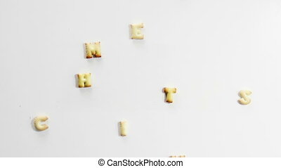 merry christmas crackers stop motion animation