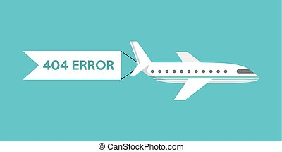 404 error design, vector illustration eps10 graphic