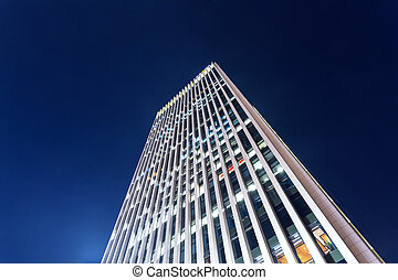 commercial office buildings exterior